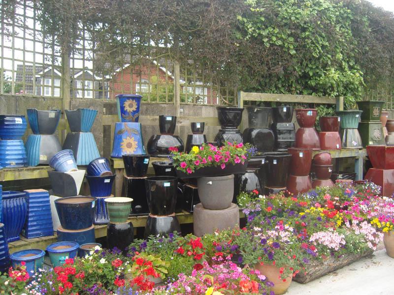 Pots Moygannon Nurseries Garden Centre