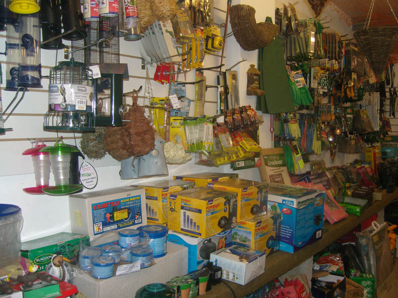 Pond & Fish Products